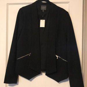 *Brand new black jacket
